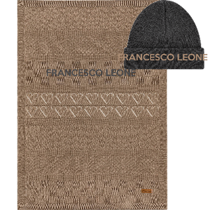 Set Prima Coccola Cashmere/Merino - With your name
