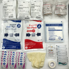 Field Trauma Kit with Restock Kit