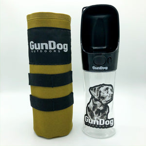 GunDog Water Bottle