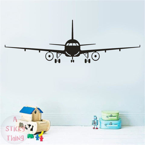 Aircraft Wall Stickers for Home Decoration Boy Kids Room