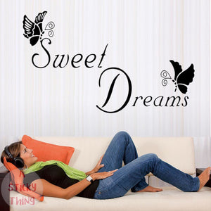 Quote Wall Stickers Bedroom DIY wall stickers home decor wall decals adesivo de parede