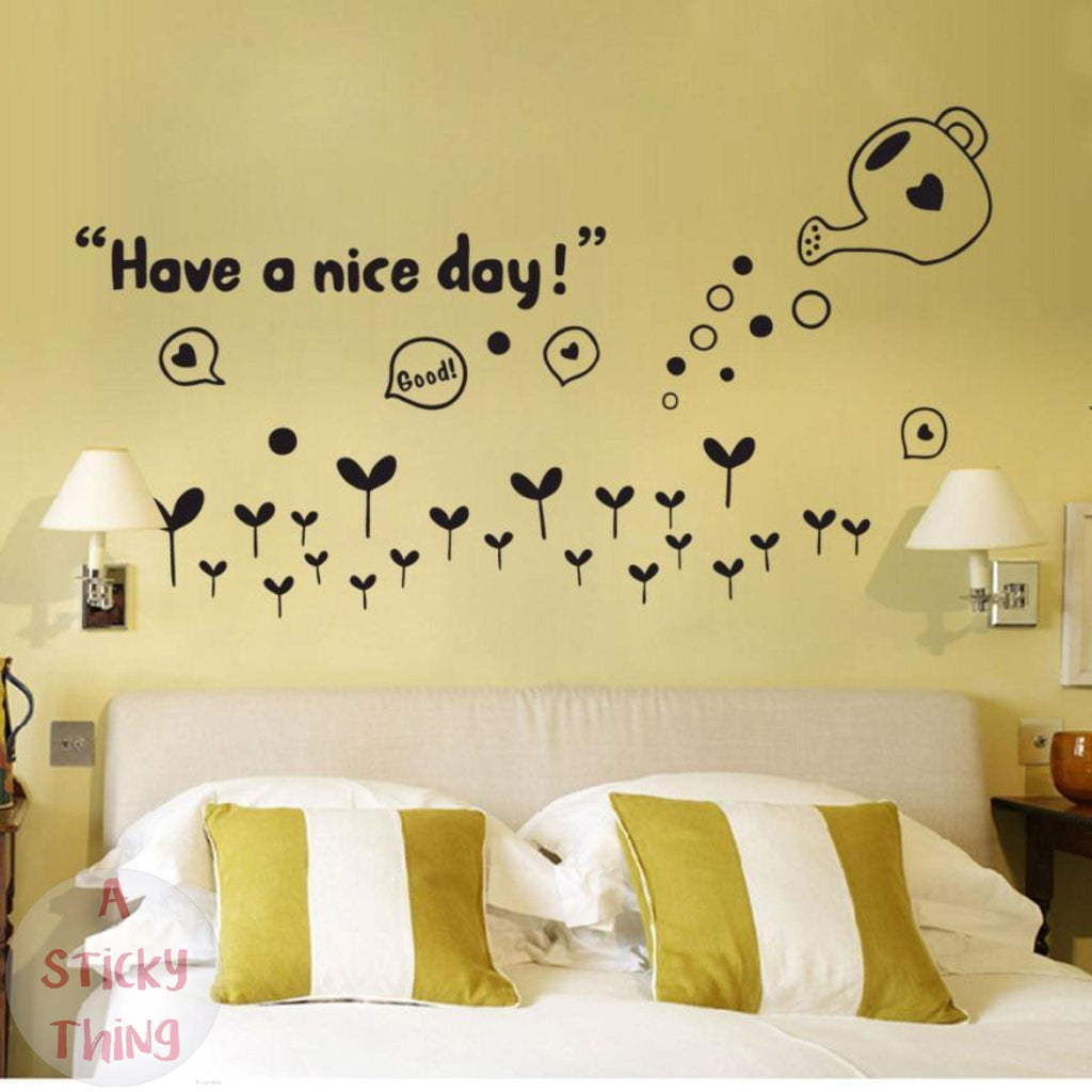 Amazing Sticky Wall Art Images - Art & Wall Decor - hecatalog.info