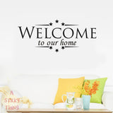 wall stickers home decor living room quotes for kids rooms adesivo de parede