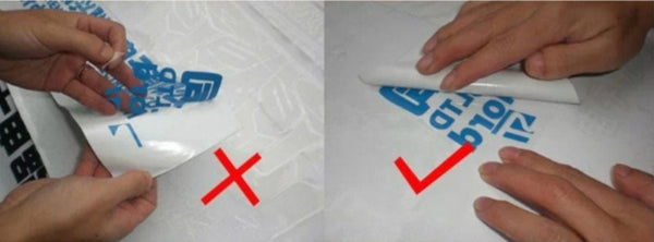 Classic Film Star Wars Car sticker MAY THE FORCE BE WITH YOU Car Decal
