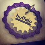 "Bulk ""Buffalo"" Tough Chain W/ Metal Tag ⚙️ (100 for $7.00 Each)"