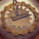 """Buffalo"" Tough Chain W/ Metal Tag ⚙️"