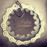 Buffalo Tough Chain W/ Metal Tag ⚙️