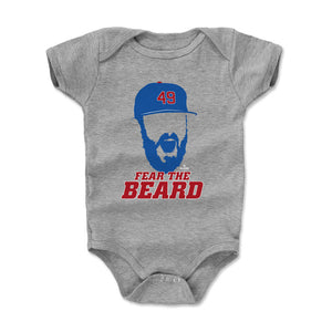 Jake Arrieta Kids Baby Onesie | 500 LEVEL