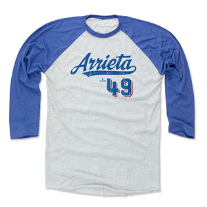 Jake Arrieta Men's Baseball T-Shirt | 500 LEVEL