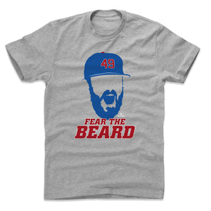 Jake Arrieta Men's Cotton T-Shirt | 500 LEVEL