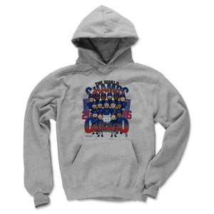 Chicago Men's Hoodie | 500 LEVEL