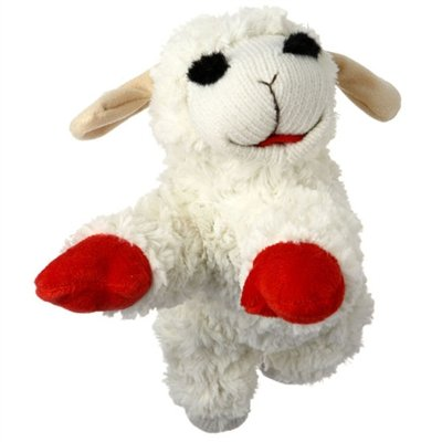 Multipet Giant Lambchop Dog Toy