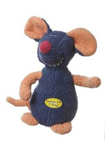 HDP MultiPet Deedle Dudes Mouse that Sings 7""
