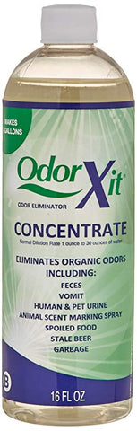 16 ounce OdorXit Concentrate odor remover for pet and other tough odors