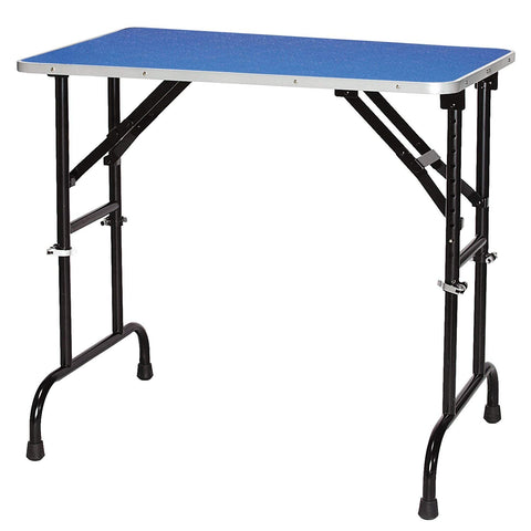 Master Equipment Adjustable Height Grooming Table for Pets