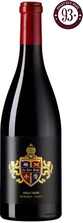 Secret Indulgence Le duc Pinot Noir, Costa de Sonoma, California 2016