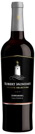 Robert Mondavi - Private Selection Zinfandel, Central Coast, Califórnia 2016 - SmartBuyWines.com.br