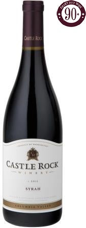 Castle Rock - Syrah, Columbia Valley, Estados Unidos 2011 - SmartBuyWines.com.br