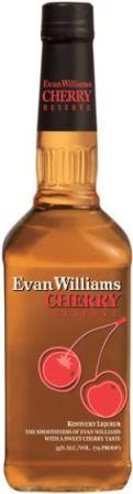 Licores Flavored Reserves - Evan Williams Cherry, Estados Unidos - SmartBuyWines.com.br