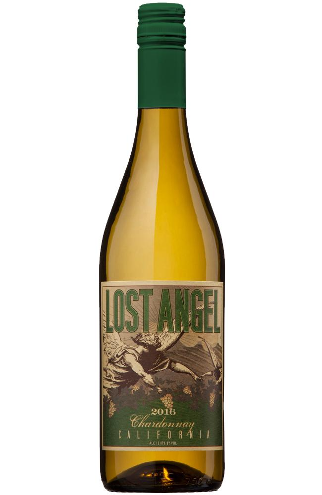 EOS Estate Winery - Lost Angel Chardonnay, California 2017