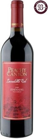 Peachy Canyon - The Incredible Red Zinfandel, Paso Robles 2012 - SmartBuyWines.com.br