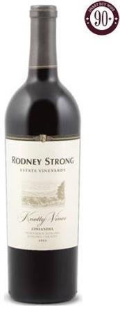 Rodney Strong - Knotty Vines Estate Zinfandel, Northern Sonoma 2012