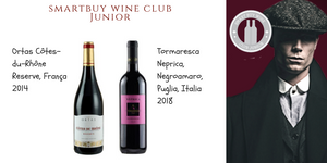 SmartBuy Wine Club Junior - Seleção Avulsa - Customer Choice