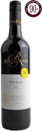 Richland Shiraz, Riverina, Australia 2016