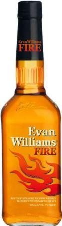 Licores Flavored Reserves - Evan Williams Fire Cinnamon, Estados Unidos - SmartBuyWines.com.br