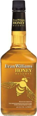 Licores Flavored Reserves - Evan Williams Honey, Estados Unidos - SmartBuyWines.com.br