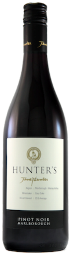 Hunters - Pinot Noir, Marlborough, Nova Zelandia 2011