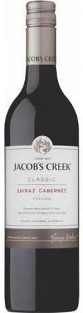 Jacob's Creek - Shiraz Cabernet, South Eastern, Australia 2015 - SmartBuyWines.com.br