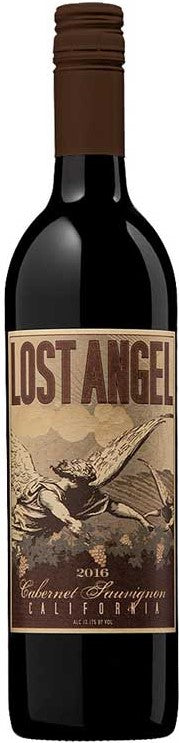 EOS Estate Winery - Lost Angel Cabernet Sauvignon, California 2015 - SmartBuyWines.com.br