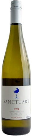 Sanctuary Riesling, Marlborough, Nova Zelandia 2014