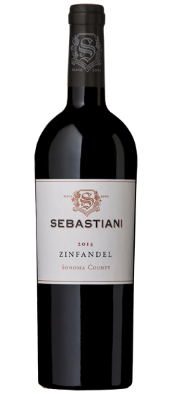 Sebastiani Vineyards & Winery - Zinfandel, Sonoma, California 2014 - SmartBuyWines.com.br