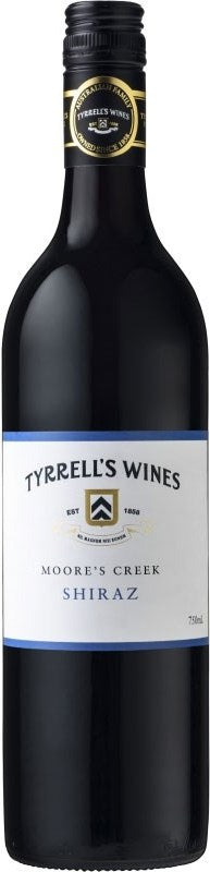 Tyrrell's Wines - Moore's Creek Shiraz, Hunter Valley, Austrália 2016 - SmartBuyWines.com.br