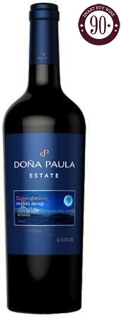 Dona Paula Estate Blue Edition, Mendoza, Argentina 2018