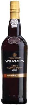 Symington - WARRE'S King's Tawny Port,  Douro, Portugal - SmartBuyWines.com.br