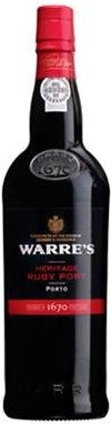 Symington - WARRE'S Heritage Ruby Port, Douro, Portugal - SmartBuyWines.com.br