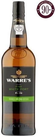 Symington - WARRE'S Fine White Port, Douro, Portugal - SmartBuyWines.com.br