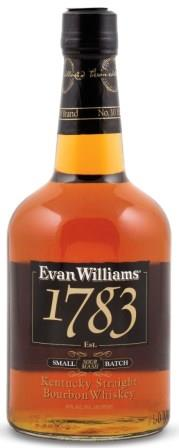 Evan Williams 1783 Kentuchy Straight Bourbon Whiskey, Estados Unidos - SmartBuyWines.com.br