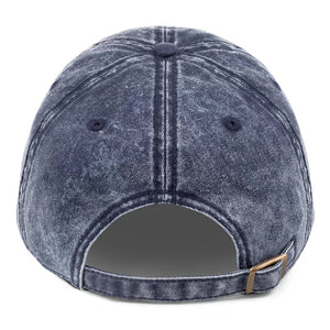 CONQUERED DENIM HAT