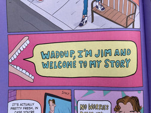 Jim Jamkins - And So It Begins #1 Comic Book Graphic Novel