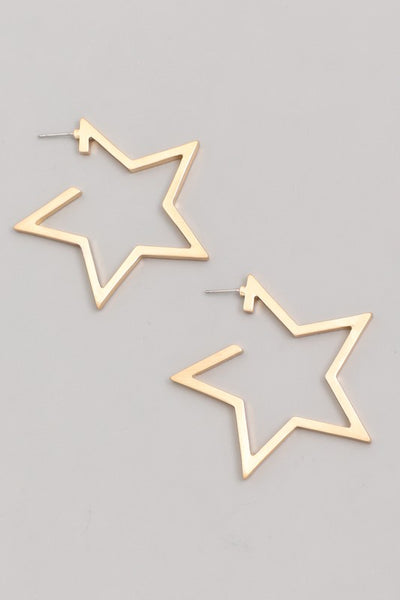 Stars Align Earrings