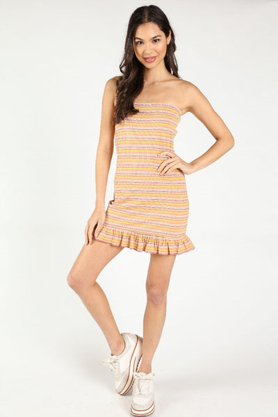 """Just Dance"" Mini Dress"