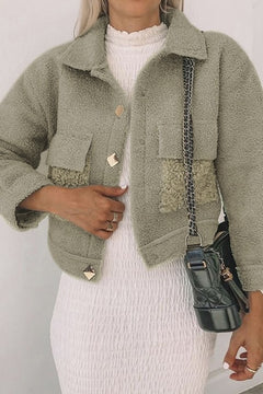 Fifth Ave Jacket in Sage