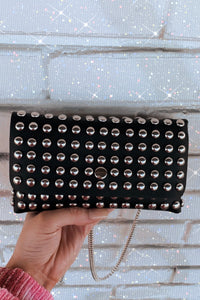 Insane Crush Studded Bag