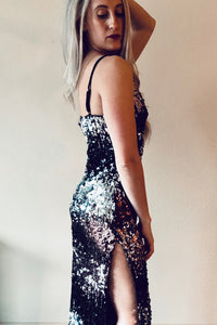 """Let's Get Loud"" Sequin Dress"