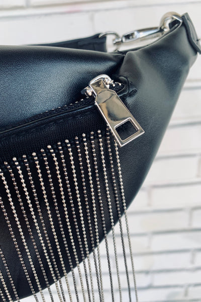 Stardust Faux Leather Bag