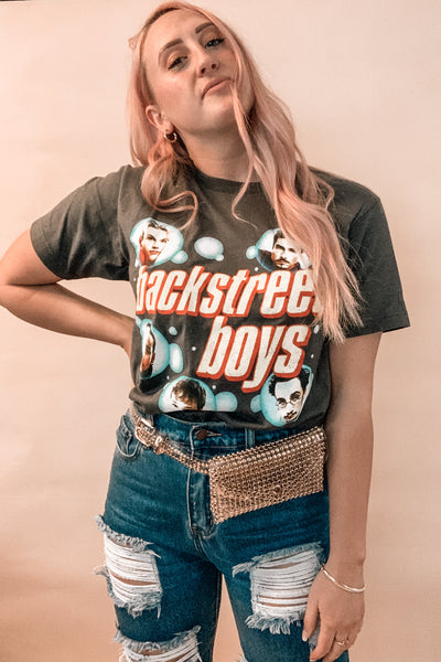 Backstreet Boys Bubble Tee